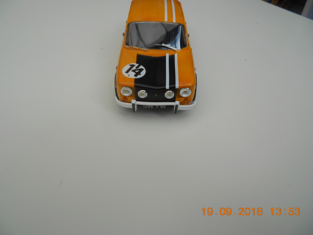 Renault R8 Gordini Heller au 1/24 - Page 2 R8_ter12