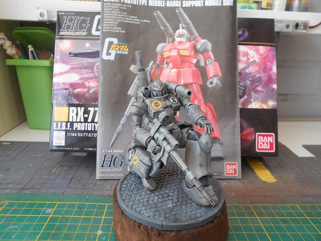 Robot - Bandai 1/144 Robot_11