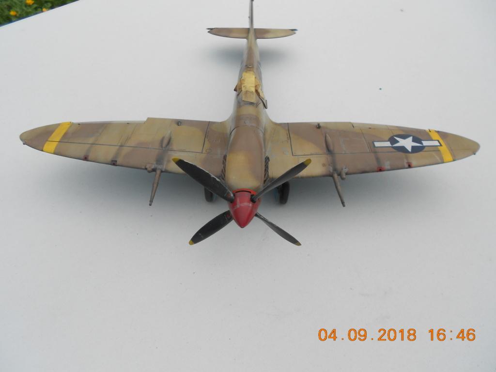 Supermarine Spitfire MK VIII 1/32 Tamiya  - Page 2 Spit12