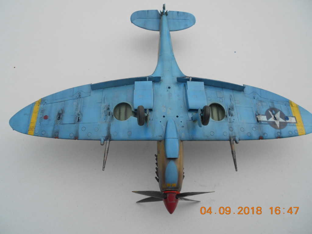 supermarine spitfire mk VIII 1/32 tamiya  - Page 3 Spit_d11