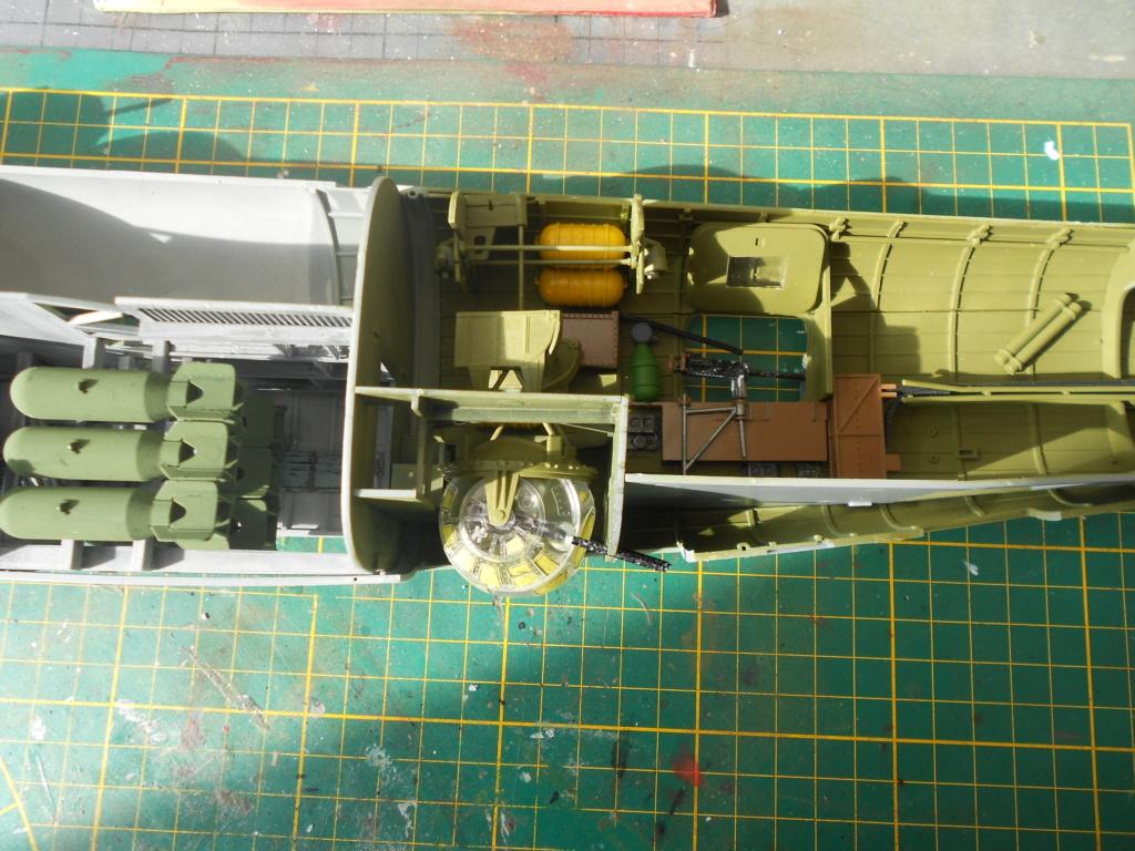 B-24J Liberator - Hobby Boss - 1/32 - Page 3 Tourel55