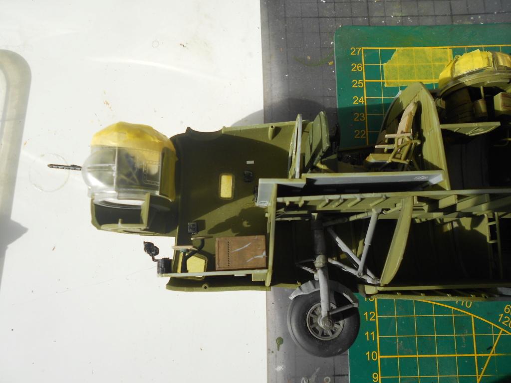 B-24J Liberator - Hobby Boss - 1/32 - Page 3 Tourel57