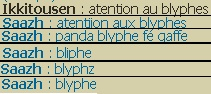 [Topic des Screens] - Page 3 Chiant16