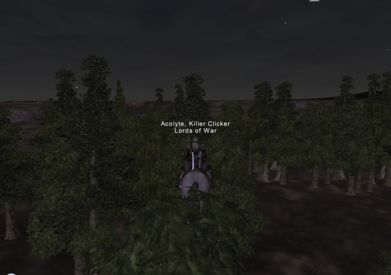 This is how you climb a tree in a PvP zone Image036