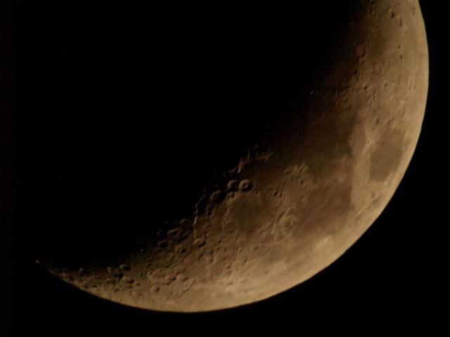 cratère de météorite Lunex210