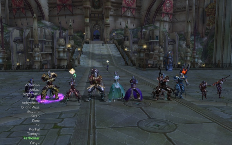 EVENT JEU DE PISTE ALLIANCE Aion0310