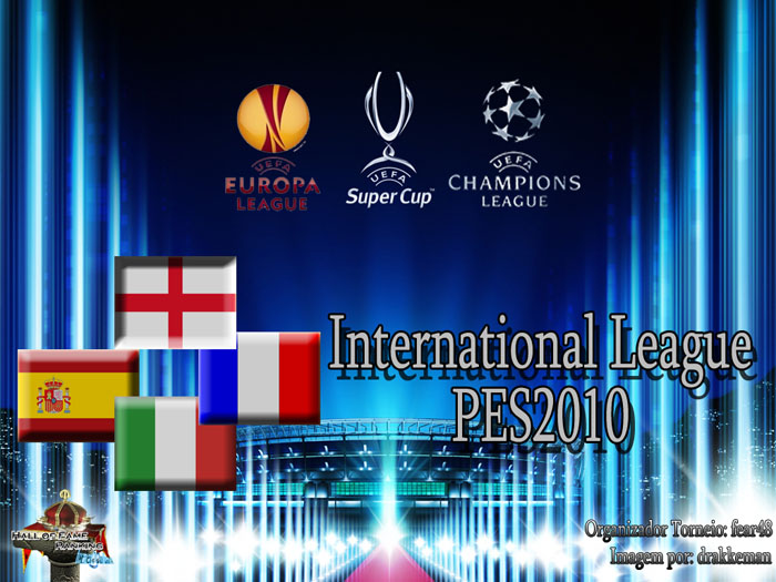 [PES2010] International League 1ª/2ª/3ª Época Intern10