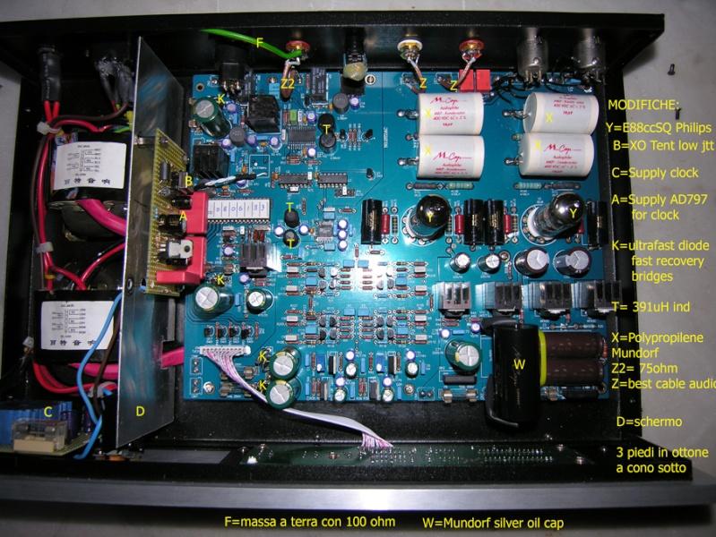 Lite audio dac 72 Modifi11