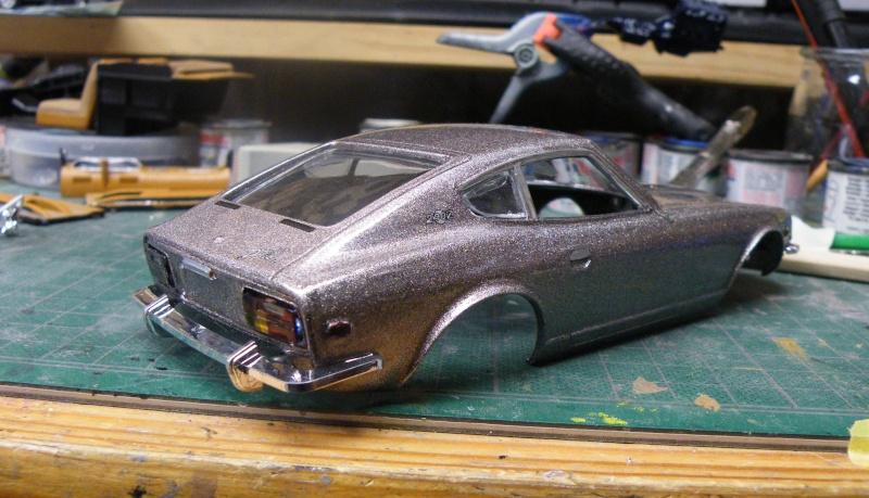 Datsun 240z Revell Datsun19