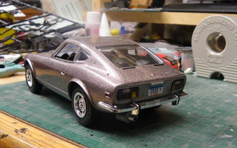 Datsun 240z Revell Datsun22