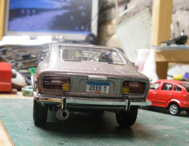 Datsun 240z Revell Datsun23