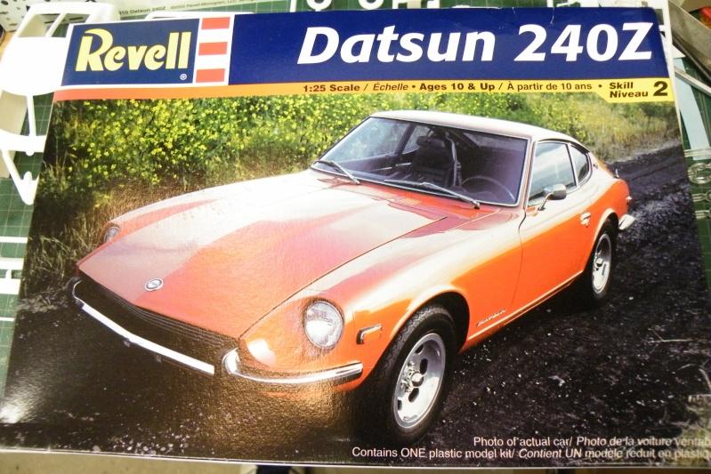 Datsun 240z Revell Dscf6226