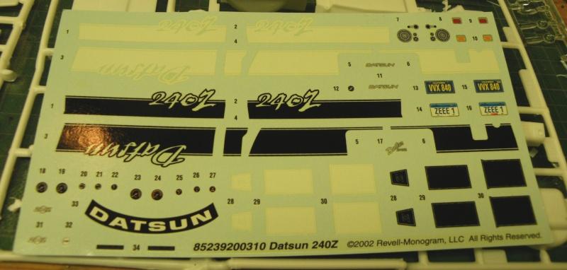 Datsun 240z Revell Dscf6227