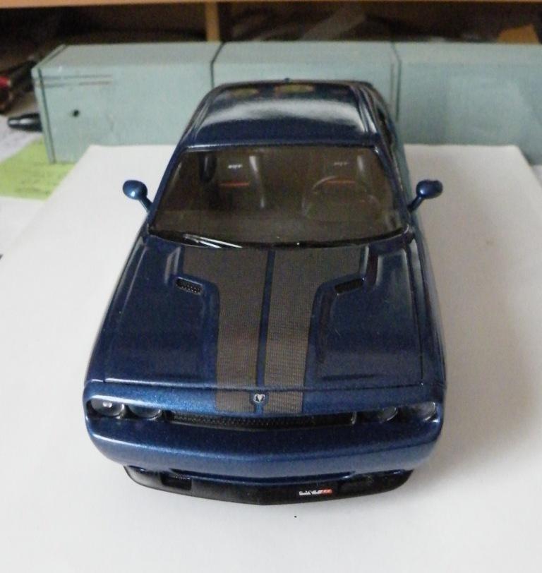 Dodge Challenger SRT8  Dscf7010