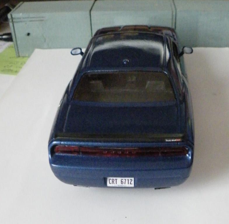 Dodge Challenger SRT8  Dscf7011