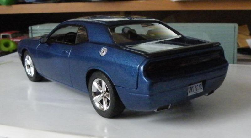 Dodge Challenger SRT8  Dscf7012
