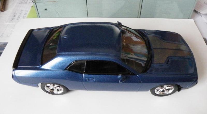 Dodge Challenger SRT8  Dscf7014