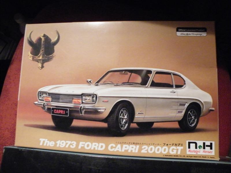 Ford Capri 2000 GT Ford_c10