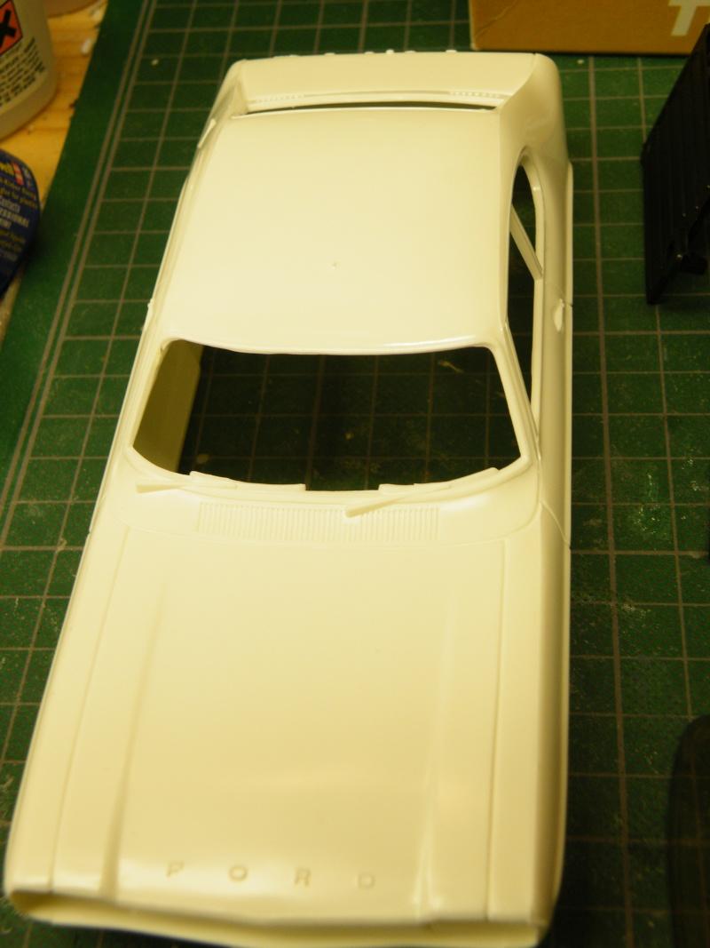 Ford Capri 2000 GT Ford_c13
