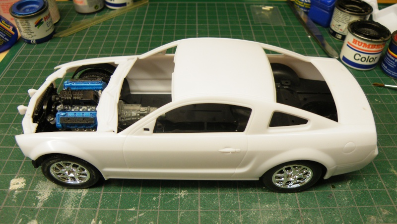 Shelby GT 500 Revell Gt_50013