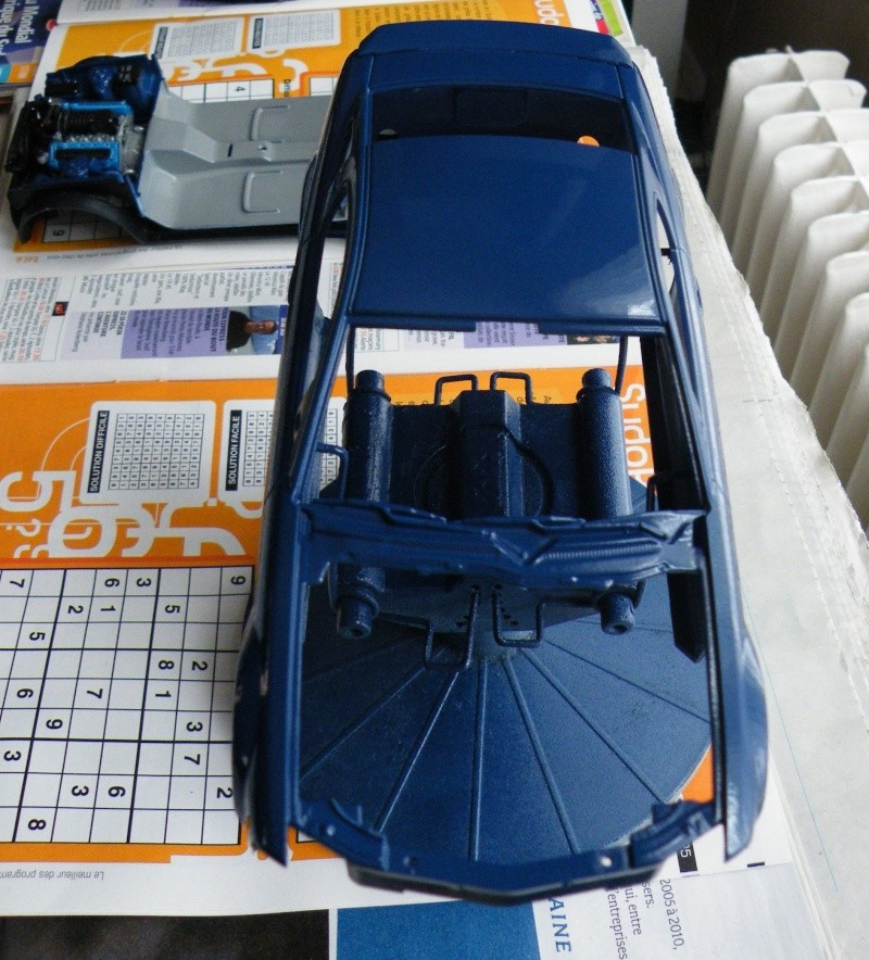 Shelby GT 500 Revell Gt_50023