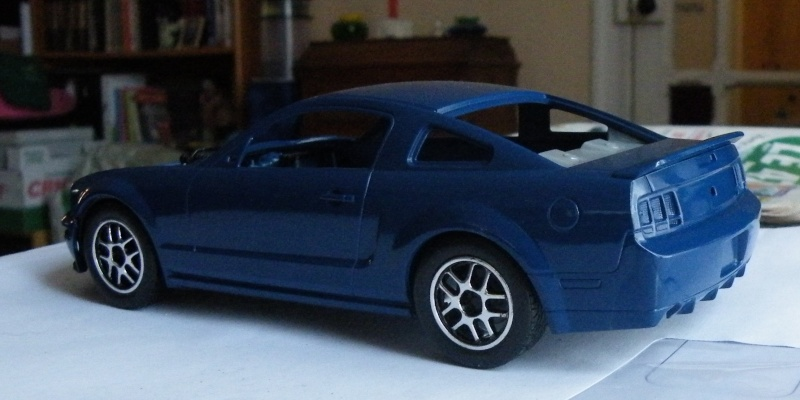 Shelby GT 500 Revell Gt_50026