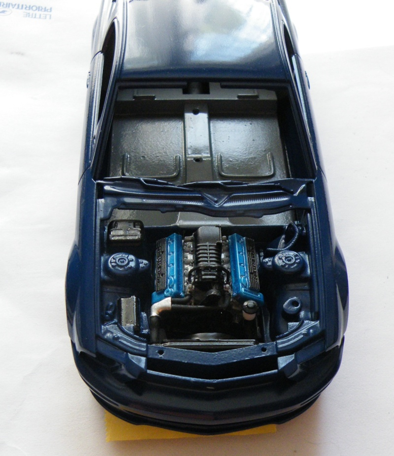 Shelby GT 500 Revell Gt_50027