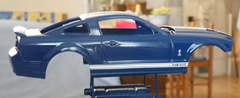 Shelby GT 500 Revell Gt_50034