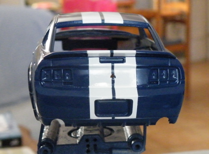 Shelby GT 500 Revell Gt_50035