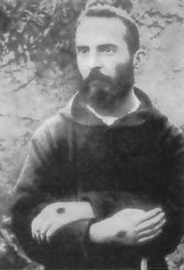 Padre Pio thaum ua neej nyob Padrep10