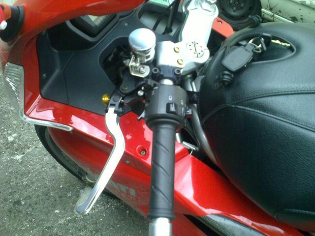 [VENDUE] Ducati ST3  2004 32000 km 09072010