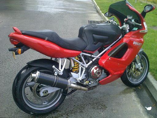 [VENDUE] Ducati ST3  2004 32000 km 25062010