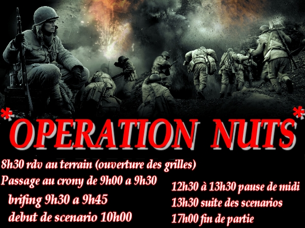 Operation Nuts cher les Blood Oparat13