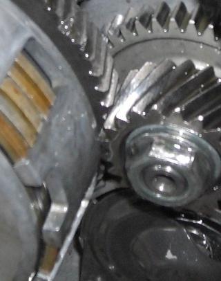 kebaikan dan keburukan gear machine??? Clutch11