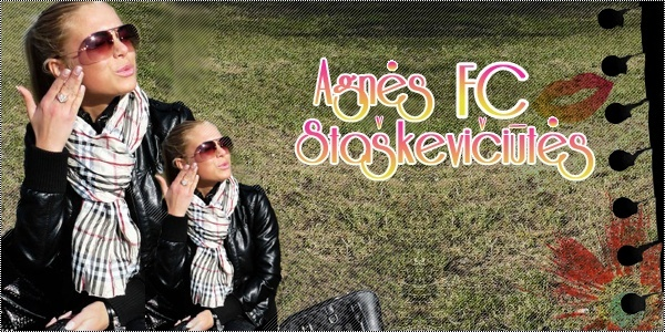<i>Agnes Staškevičiūtės fanų forumas!</i>