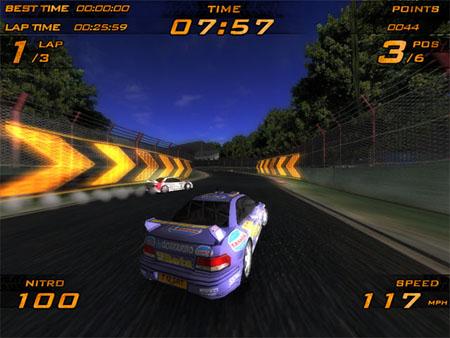 لعبة سباق السيارات Nitro Racers 41584710