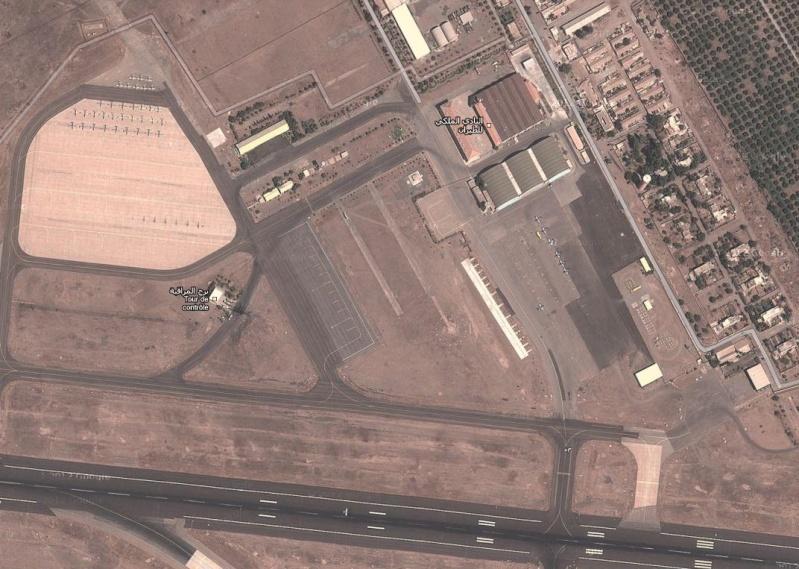Bases aeriennes militaires au Maroc par Google Earth - Page 2 Befra10
