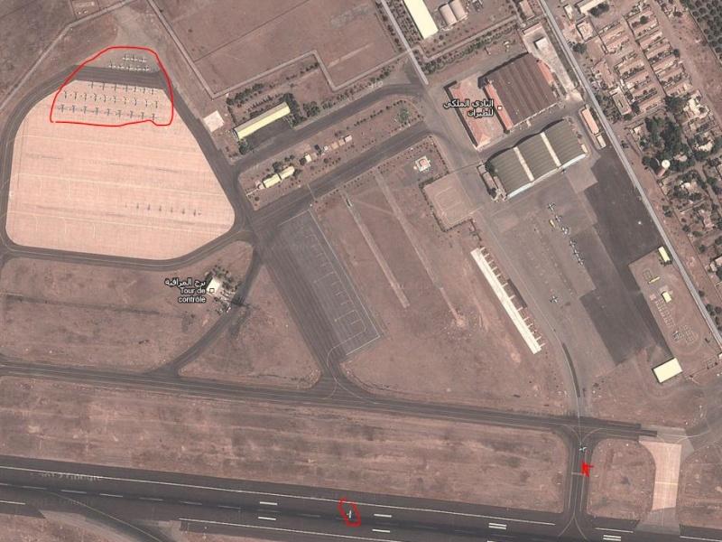 Bases aeriennes militaires au Maroc par Google Earth - Page 2 Befra_10