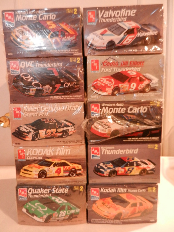 Maquettes à vendre AMT NASCAR Dscn9111