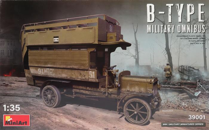 London Omnibus 1919 - 1/35 - MiniArt - Page 3 R10