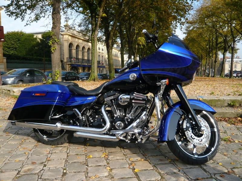 Road Glide CVO, combien sommes nous sur Passion-Harley P1050510