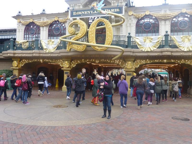 Séjour à Disney du 17 au 22 mars 2013 P1000418