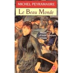[Peyramaure, Michel] Le beau monde Le_bea10