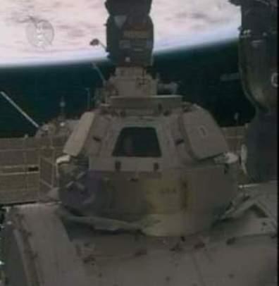 [STS-130 endeavour]ISS20A  EVA#3 Behnken & Patricks. fil Captur29