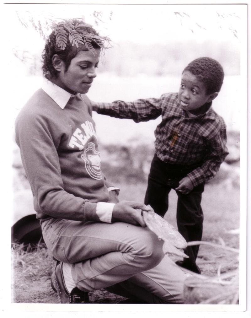 Michael e gli animali!! - Pagina 3 Mj-and11