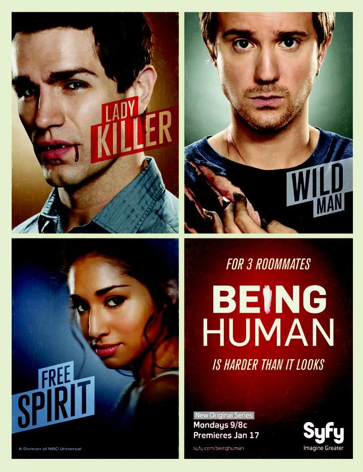 BEING HUMAN US 19604210