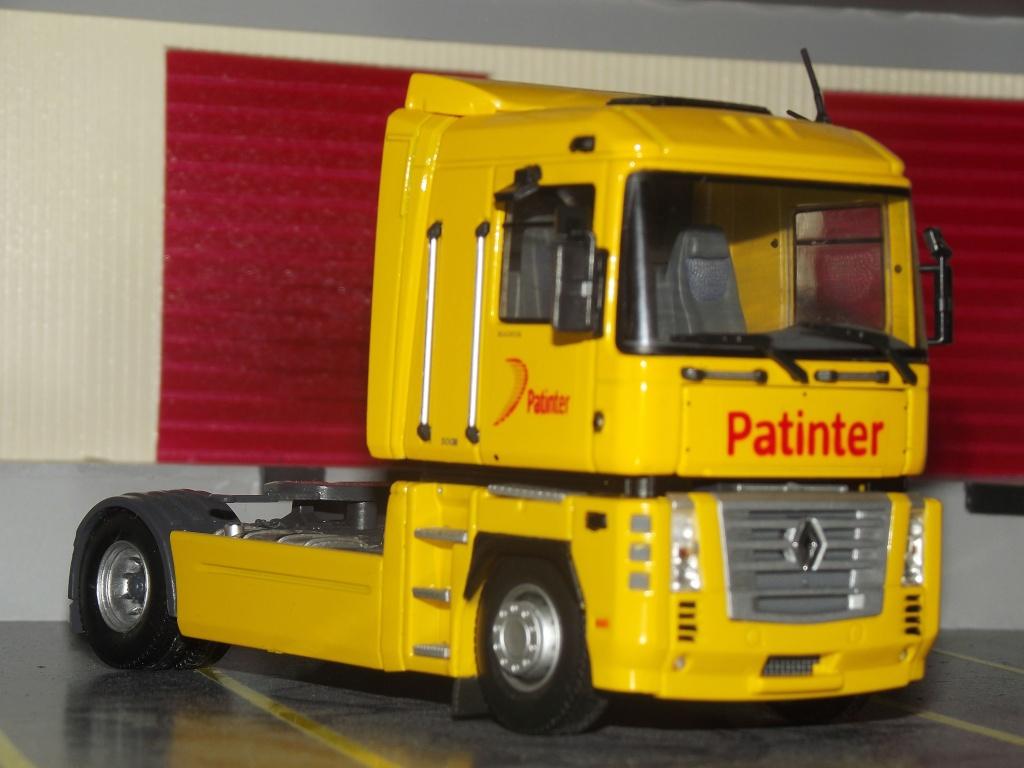 Miniatures camions 1/50 et 1/43 de David 36. 000310