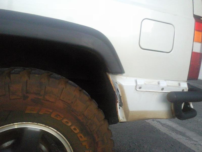 Qu'avez vous fait pour votre Jeep aujourd'hui ? - Page 5 Photo017