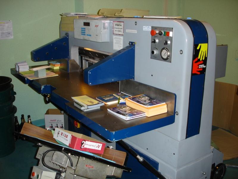 Le monde de l'imprimerie. Finiti10
