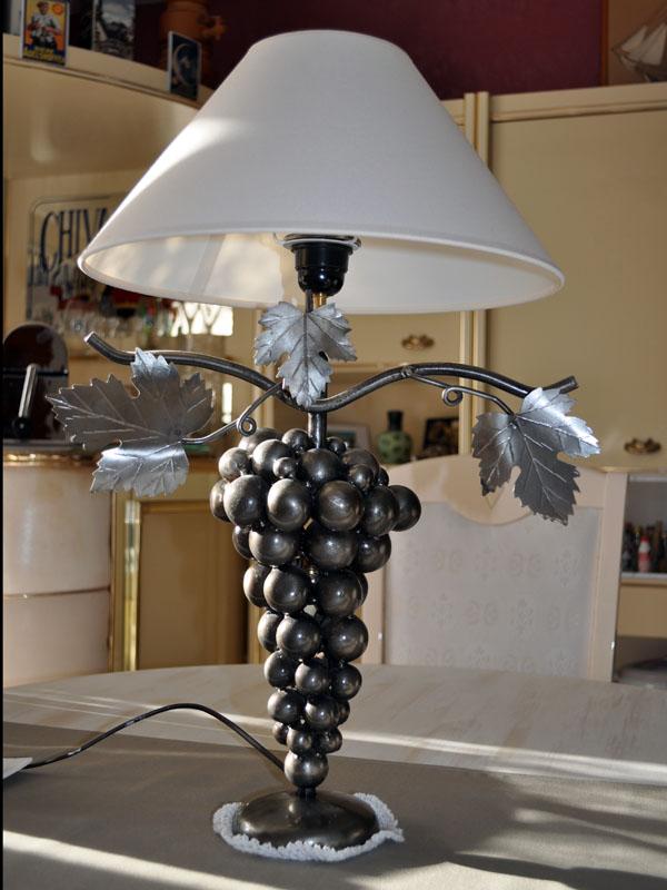 Les réalisations de mon voisin Lampe10